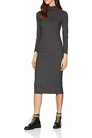 New Look Women's Brushed Roll 6150237 Dress, (Mid 4)