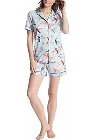 Calida Women's Cosy Flowers Pyjama Set