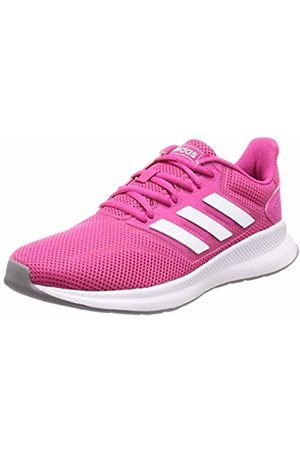 adidas Women's Falcon Running Shoes, Rosso Real Magenta/FTWR / Three F17