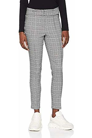 New Look Women's Alex Check Bengaline 6047177 Trousers, ( Pattern 9)
