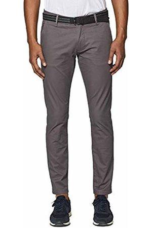 Esprit Men's 999ee2b800 Trouser, (Dark 020)