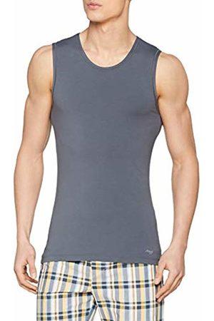 Sloggi For Men Men's Ever Fresh Tank Vest, (Dark 3284)