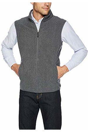 Amazon Essentials Men's Standard Full-Zip Polar Fleece Vest
