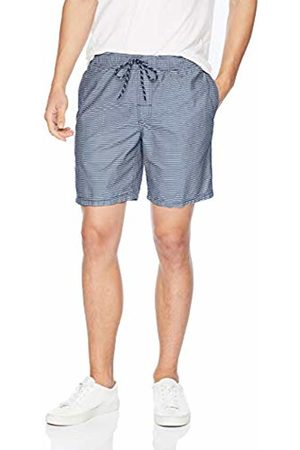 Amazon Essentials Stripe Drawstring Walk Short Casual