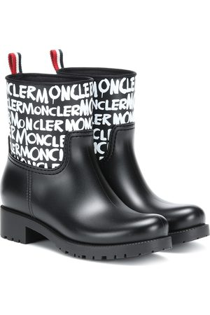 Moncler Women Ankle Boots - Ginette rubber ankle boots