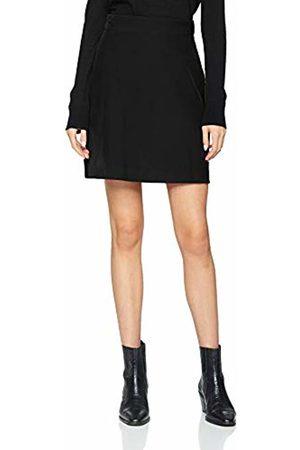 warehouse Women's Velvet Pelmet Skirt, ( 77)
