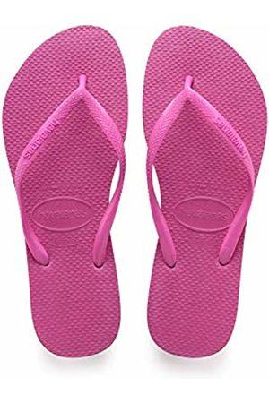 Havaianas Women's Slim Flip Flops, 8 UK