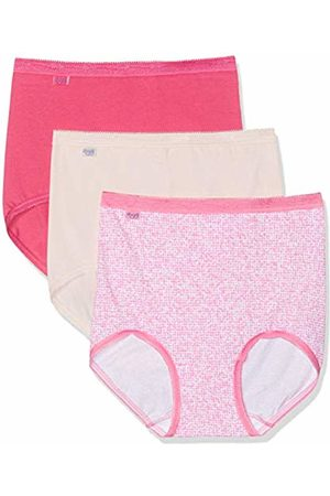 Sloggi Women's Basic+ Maxi C3p Boy Short, ( 3 V)