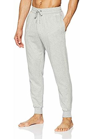 Calvin Klein Men's Jogger Pyjama Bottoms, ( Heather 080)