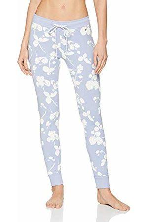Short Stories Women's Leggings Pyjama Bottoms, (Sky 5981)