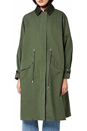 find. Canvas Parka Hybrid Coat