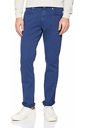 Wrangler Men's Greensboro Water Resistant Straight Leg Jeans, ( Depths 337)