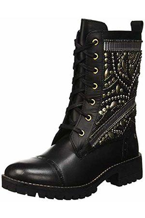 CUPLÉ Women's PERLI Ankle Boots, ( 0001)