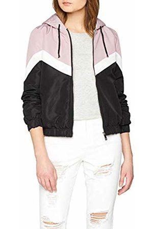 New Look Women's Colourblock Fleece Jacket