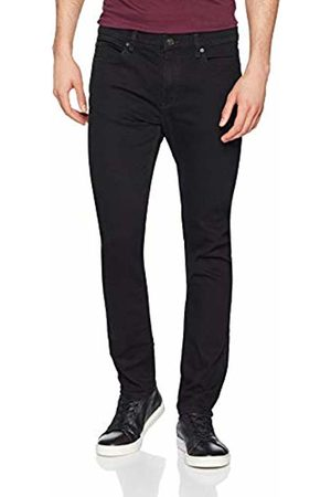 HUGO BOSS Men's 734 Straight Jeans, ( 002)