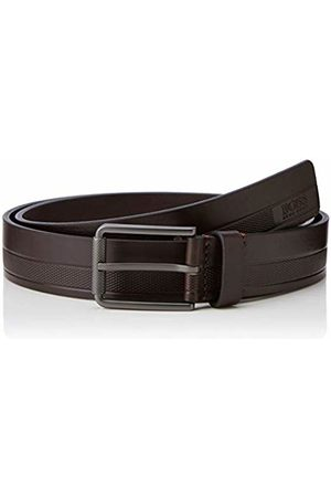 BOSS Men's Tilyr_sz35 Belt, (Dark 001)