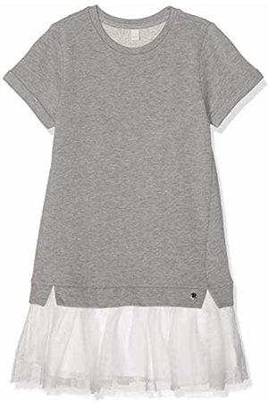 Esprit Kids Girl's Kleid Dress, (Mid Heather 260)