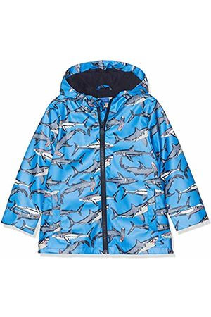Joules Boy's Skipper Coat, ( Shark Blusharks)
