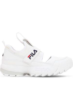 Fila Disruptor Half Sandal Flats