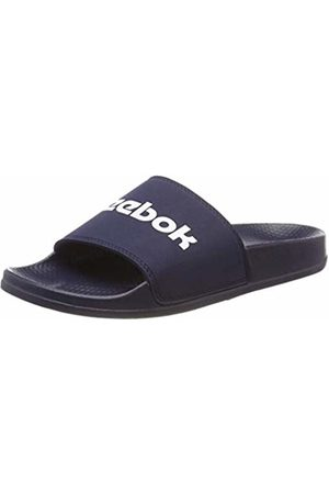 Reebok Unisex Adults Classic Slide Beach & Pool Shoes, RYL/Collegiate Navy/