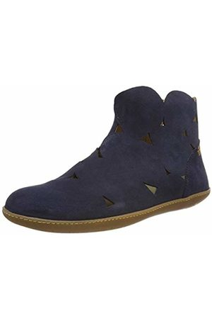 El Naturalista Unisex Adults' N5282 Lux Suede Ocean/El Viajero Classic Boots 3 UK
