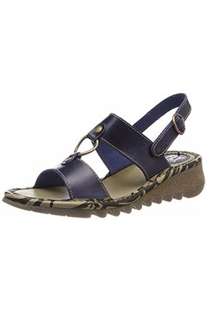 Fly London Women's TACO950FLY Sling Back Sandals, ( 004)