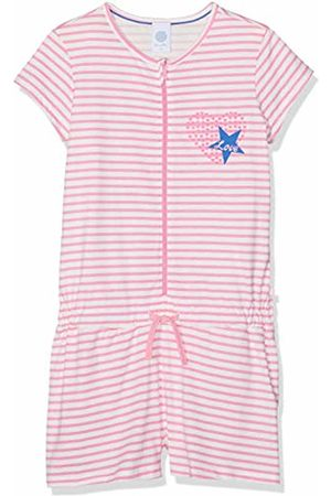Sanetta Girls' Overall Short Onesie