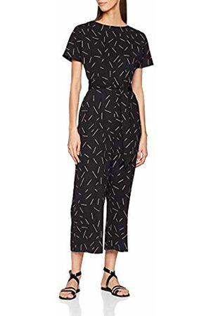 warehouse Women's Dash Print Jumpsuit, ( Pattern 76)