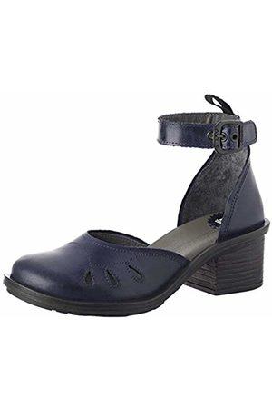 Fly London Women's CEMI434FLY Ankle Strap Heels, ( 003)