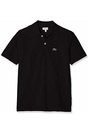 Lacoste Sport Boys' L1830 Polo Shirt, (Noir 031)