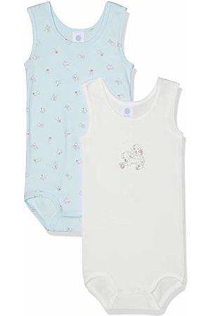 Sanetta Baby Girls' Dp Body W/o 322595+322596 Shaping Bodysuit