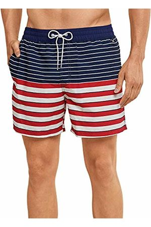 Schiesser Men's Aqua Swimshorts Short