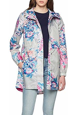 Joules Women's Golightly Rain Jacket, Floral