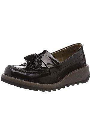 Fly London Girls' SEPA K Loafers, ( 001)