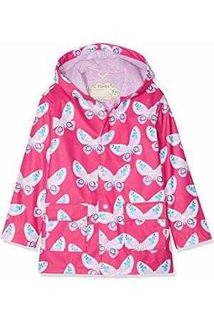 Hatley Girl's Printed Raincoats, (Decorative Butterflies)