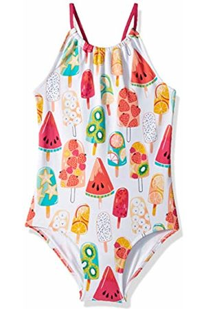 Hatley Girl's Swimsuit, (Fruity Popsicles)