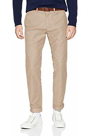 Scotch&Soda Men's Stuart-Classic Garment Dyed Chino Trouser