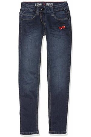 s.Oliver Girl's 66.902.71 1/330 Jeans, ( Denim Stretch 56z4)