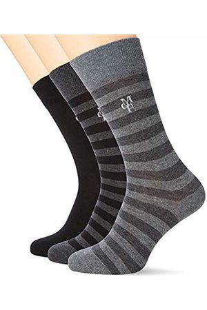 Marc O' Polo Marc O'Polo Body & Beach Men's M-Socks (3-Pack) Calf
