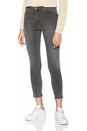 HUGO BOSS Women's J11 Magalia Straight Jeans, (Medium 032)