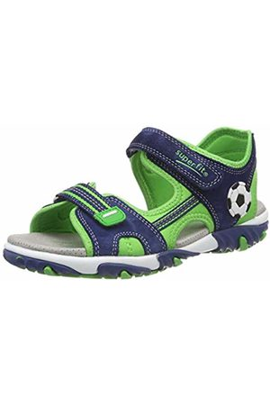Superfit Boys' Mike 2 Ankle Strap Sandals