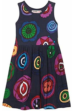 Desigual Girl Knit Dress Straps (Vest_Moroni)