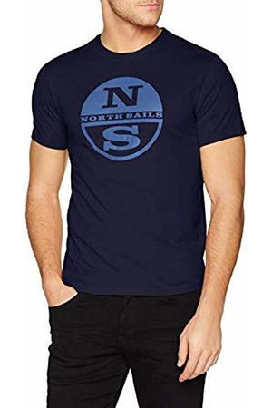 North Sails Men's 692170 Kniited Tank Top, (Navy 0802)