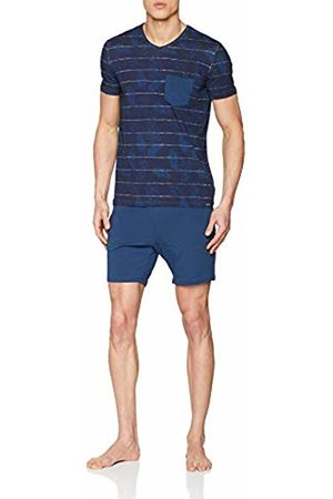 Skiny Men's Sloungewear Trend Pyjama Kurz Set