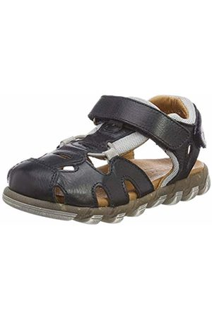 8c0090b0a2d1 Froddo G3150145 Boys Sandal Closed Toe (Dark I17)