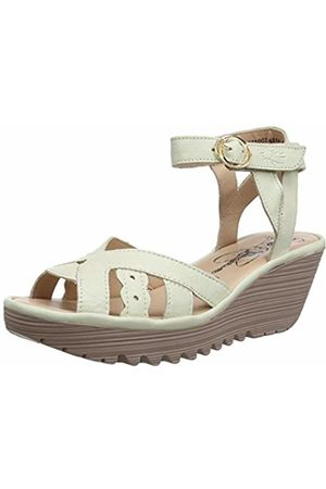 Fly London Women's YRAT021FLY Ankle Strap Sandals