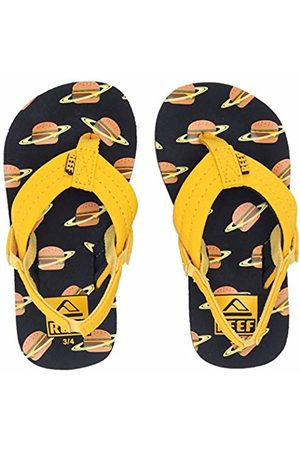 Reef Boys' Little Ahi Flip Flops