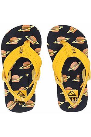 Reef Boys' Little Ahi Flip Flops