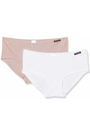 Skiny Women's Advantage Cotton Panty 2er Pack Boy Short