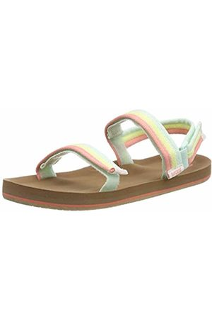 022705f2cf2b Reef Girls  Little Ahi Convertible Flip Flops
